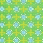 GR71 - Eijffinger petit fours groen/blauw