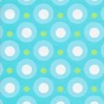 B29 - Eijffinger petit fours blauw/groen