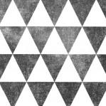 GZ169 - Zwart/wit ruiten