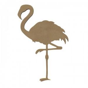 Flamingo L MDF Gomille 39x23