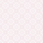 RZ62 - Lichtroze bloemmotief