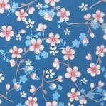 PI10 - Eijffinger PIP studio Cherry blossom d blauw