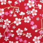 PI12 - Eijffinger PIP studio Cherry blossom rood
