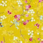PI42 - Eijffinger PIP studio Chinese Rose geel
