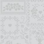 PI06 - Eijffinger PIP cross stitch grijs
