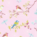 PI74 - Eijffinger PIP studio Early birds roze