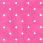RZ21 - Roze met witte stippen