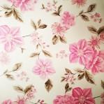 W01 - AS Creation natuur bloem wit