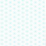 B39 - Studio Ditte helderblauwe sterretjes
