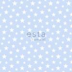 B32 - Esta Everybody Bonjour l.blauw/witte sterren