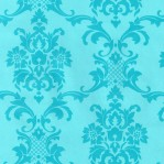 B66 - Esta Love barok turquoise