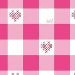 RZ08 - LIEF! ruit roze
