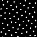 GZ148 - Onszelf zwart met witte sterren