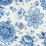PI79 - Eijffinger PIP studio Folklore Chintz Light Blue