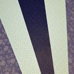 Behangvellenpakket (5) - Cozz blauw