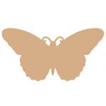 Vlinder MDF 25x13,1