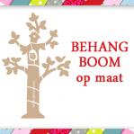 Behangboom - op maat