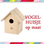 Vogelhuisje - OP MAAT
